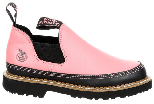 Georgia Boot Women's LE Giant Romeo Slip-On Shoe