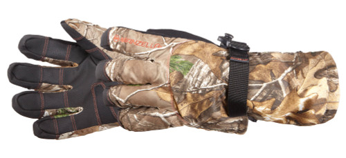 Manzella Men's Grizzly Hunting Gloves  XL #H002M-RX1-XL