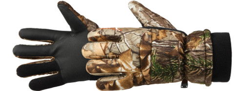 Manzella Men's Insulated Tricot Hunting Gloves