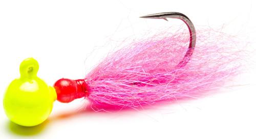 Mustad Sink It Series Jig UV Hot Pink-Anadro Fuchsia One Size
