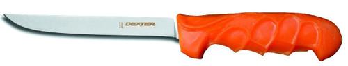 """Dexter 6"""" UR-Cut Flexible Moldable Handle Fillet Knife #25403"""