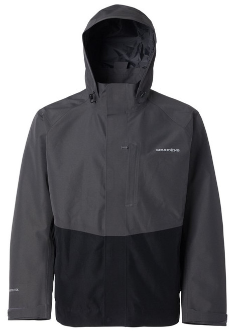 Grundens Downrigger Gore-Tex Jacket  BLK/ANC L #10317-025-0015