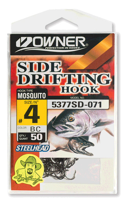 Owner Side Drift Mosquito Hooks