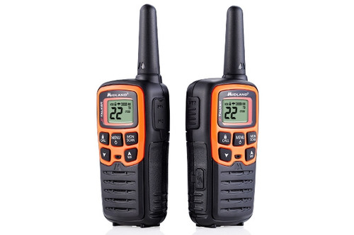 Midland X-Talker T51VP3 22 Channel 28 Mile 2-Way Radio #T51VP3