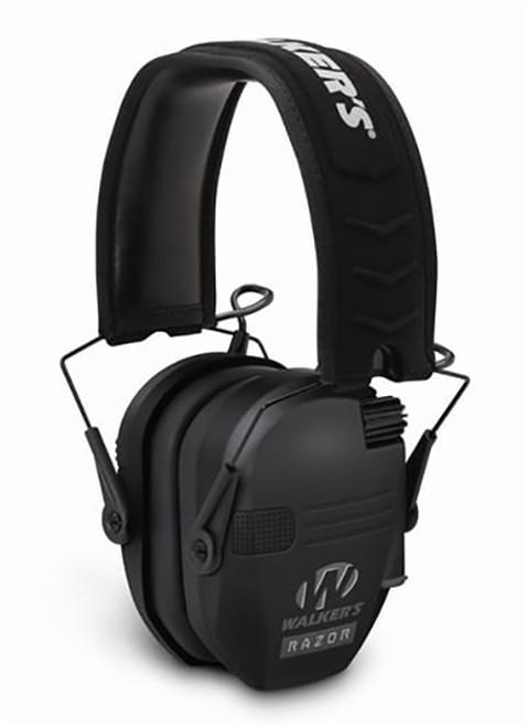 Walker's Razor Electronic Ear Muff BLK #GWP-RSEM