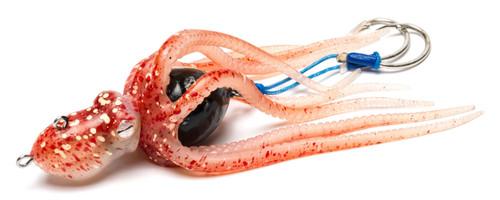 Mustad Inkvader Octopus Jig  GRASS 4OZ #MIVK-S-GRS-120-