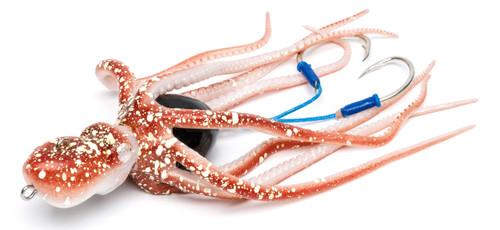 Mustad Inkvader Octopus Jig  REEF 4OZ #MIVK-S-RIF-120-