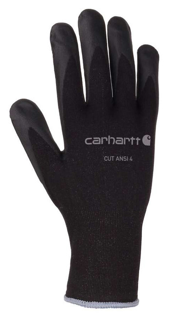 Carhartt Men's ANSI Cut 4 Nitrile Grip Glove