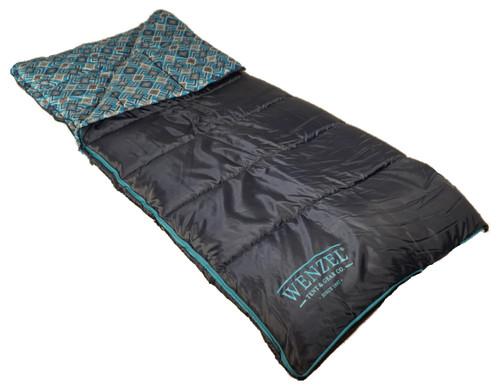 Wenzel Crater Lake 30°-40° Sleeping Bag #WCF2401