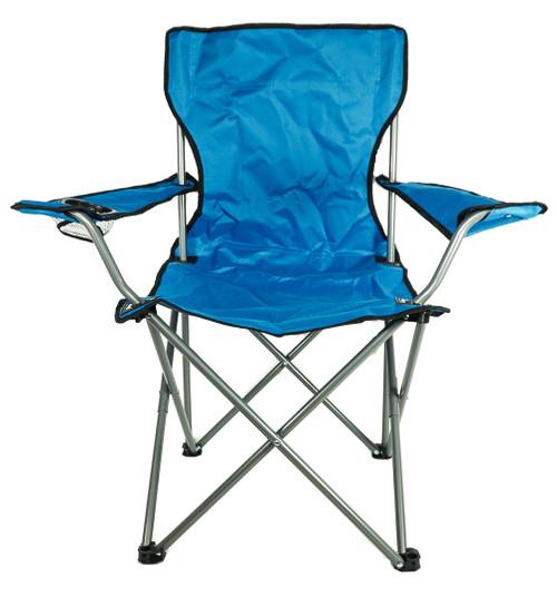Kings River Classic Quad Camp Chair  BLUE #QC6012S18S56-B