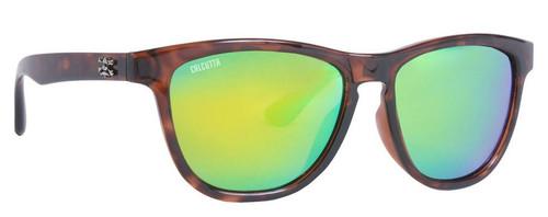 Calcutta Cayman Original Series Sunglasses  CY1GMTORT #CY1GMTORT