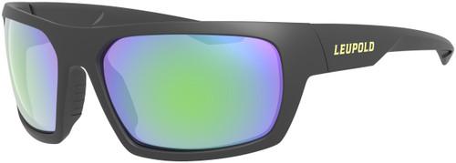 Leupold Packout Sunglasses  M BLK/EM #179095