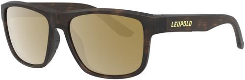 Leupold Katmai Sunglasses  M TORT/BRZ #179098