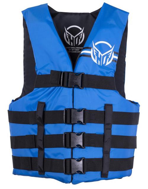 HO Sports Men's Universal CGS Safety Vest  BLU SXL #20600173