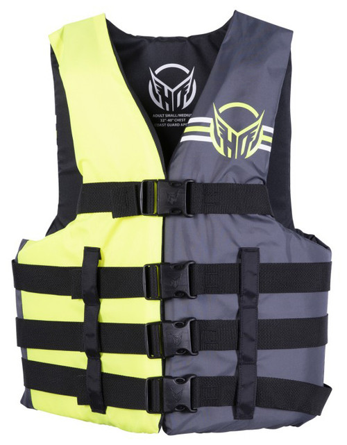 HO Sports Men's Universal CGS Safety Vest  ASH S/M #20600181