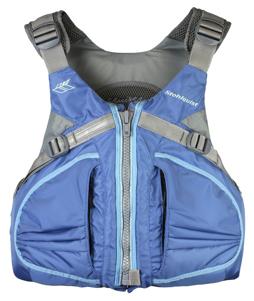 Stohlquist Cruiser Women's Life Vest  PBLU XS/S #QF1334110S