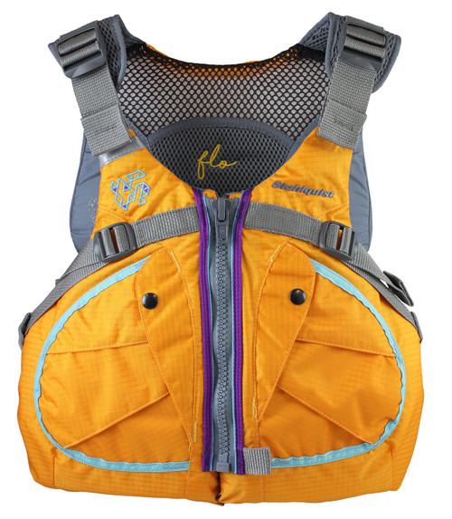 Stohlquist Flo Women's Life Vest  MANGO M/L #QF1318110L