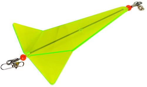 """Delta  8"""" Flasher Blank"""