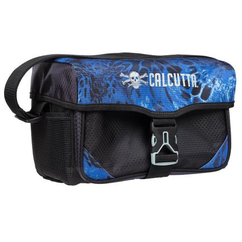 Calcutta Squall Tackle Bag W/ Boxes