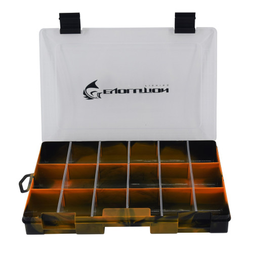 Evolution Outdoor Drift Series 3600 Tackle Tray- Orange
