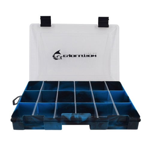 Evolution Outdoor Drift Series 3600 Tackle Tray- Blue