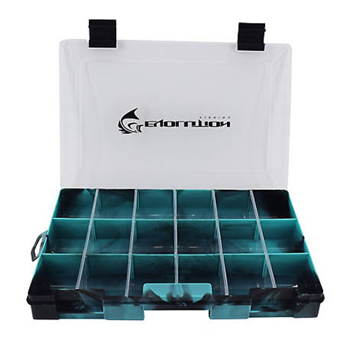 Evolution Outdoor Drift Series 3600 Tackle Tray-Seafoam