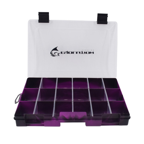 Evolution Outdoor Drift Series 3600 Tackle Tray-Purple