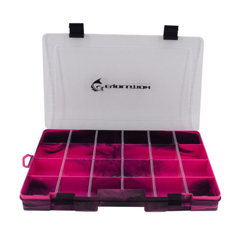 Evolution Outdoor Drift Series 3700 Tackle Tray-Pink