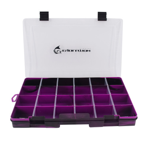 Evolution Outdoor Drift Series 3700 Tackle Tray-Purple