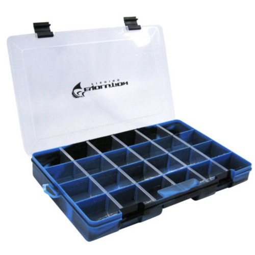 Evolution Outdoor Drift Series 3700 Tackle Tray-Blue