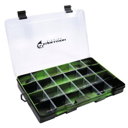 Evolution Outdoor Drift Series 3700 Tackle Tray-Green
