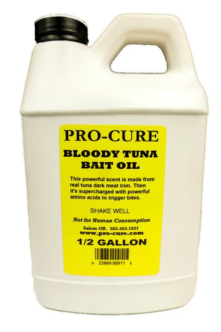 Pro-Cure 1/2 Gallon Bloody Tuna Oil