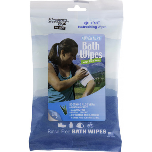 Adventure Medical Kits Bath Wipes