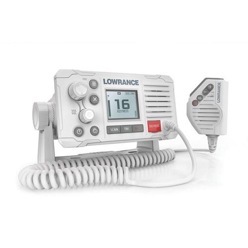 Lowrance Link-6 VHF Radio (white)