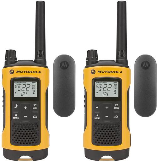 Motorola T402 Rechargeable 2-Way Radio (2pk) 35mi