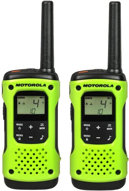 Motorola T600 Talkabout Radio-2pk