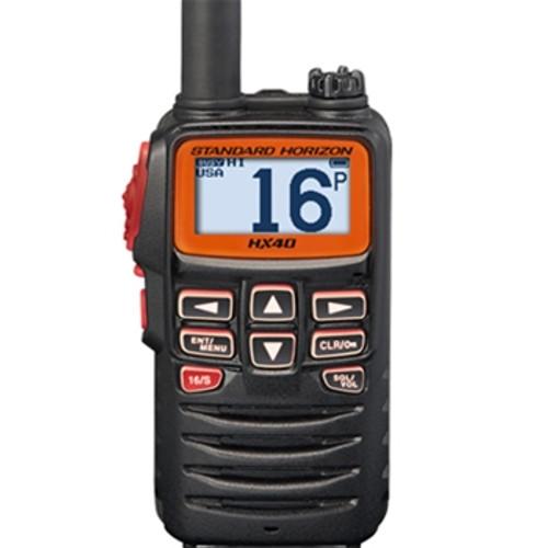 STANDARD HORIZON HX40 HANDHELD VHF