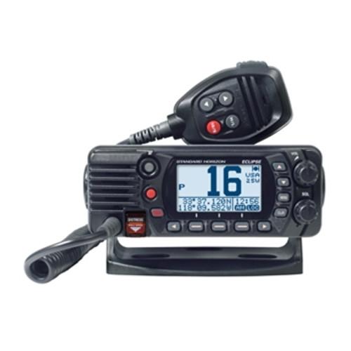 STANDARD HORIZON GX1400GB ECLIPSE VHF RADIO-black