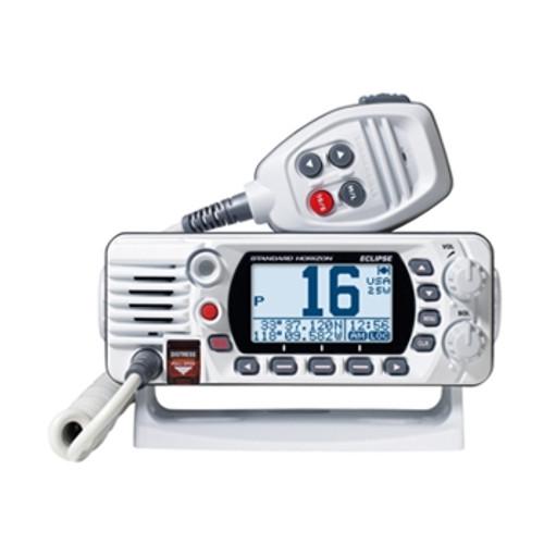 STANDARD HORIZON GX1400GW ECLIPSE VHF RADIO-white