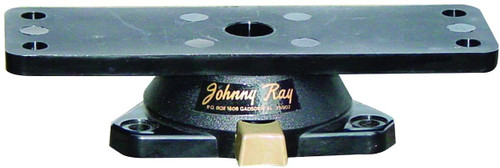 Johnny Ray JR-300 Marine Top push Button release Swivel Mount