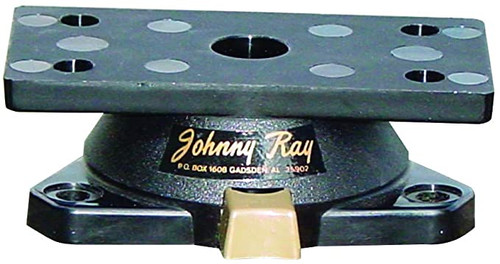 Johnny Ray JR-400 Marine 1.25 x 2.875 inch Sonar Swivel Mount