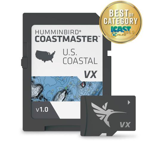 Humminbird CoastMaster U.S Coastal V1