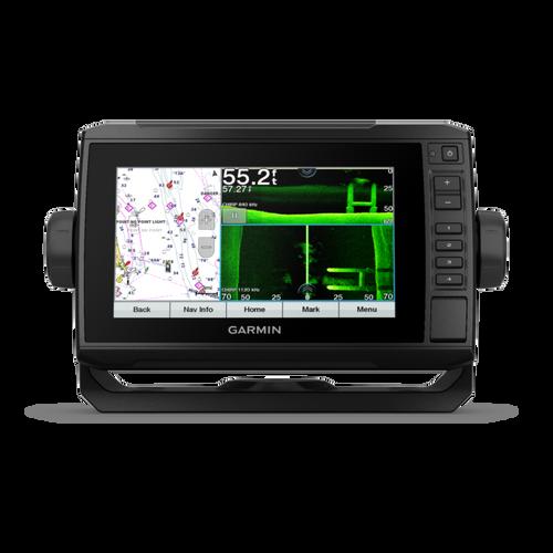 Garmin 010-02339-01 ECHOMAP 74sv UHD w/Bluechart G3 Maps