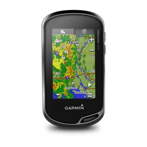 Garmin Oregon®700 Handheld rugged GPS with WI-Fi & more