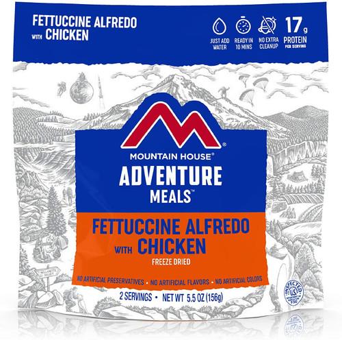 Mountain House Fettuccine Alfredo with Chicken
