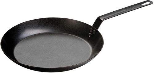 """Lodge Carbon Steel 12"""" Pre-Seasoned Skillet"""
