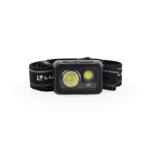 LuxPro Mini720 Rechargeable Waterproof Multi-color LED Headlamp