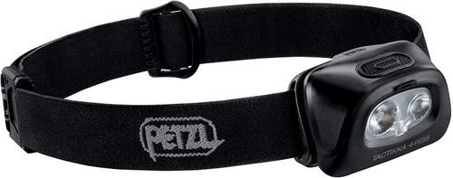 PETZL TACTIKKA+ RGB Stealth 350 lumen Head Lamp-Black