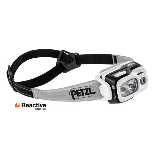 Petzl Swift RL 700L Headlamp (Black)