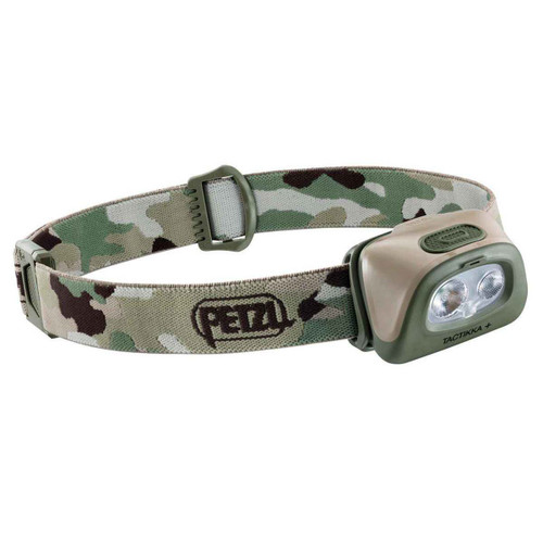 Petzl TACTIKKA 300 Lumens Headlamp (Camo)